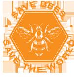 Save Bees Logo